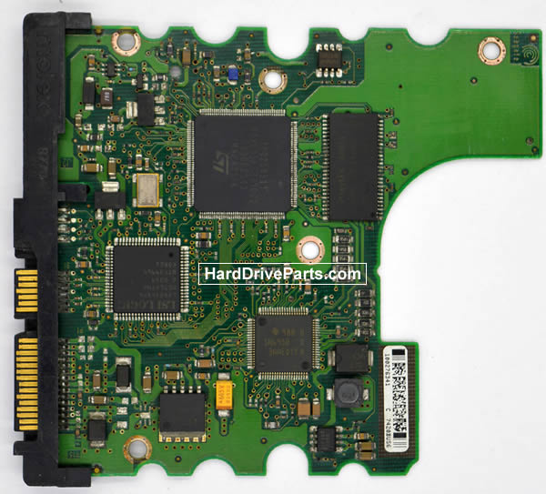 Seagate ST380013AS Hard Drive PCB 100276340