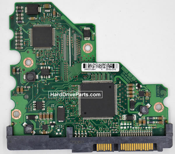 Seagate ST3160828AS Hard Drive PCB 100331803