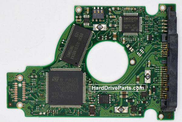 Seagate ST96812AS Hard Drive PCB 100349359