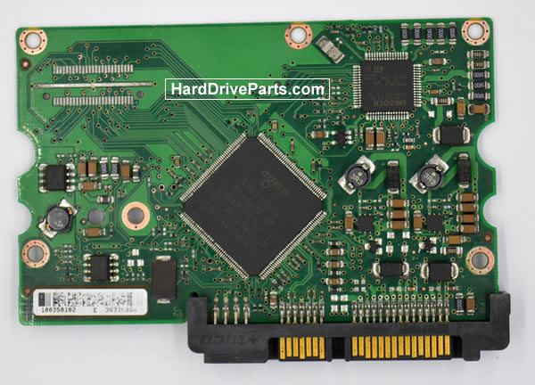 Seagate ST3250823AS Hard Drive PCB 100350106