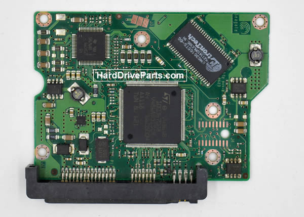 Seagate STM340211AS Hard Drive PCB 100395316