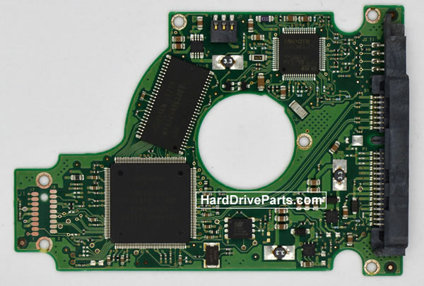 Seagate ST9120821AS Hard Drive PCB 100397877