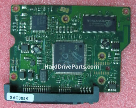 ST3250310AS Seagate PCB Circuit Board 100442000