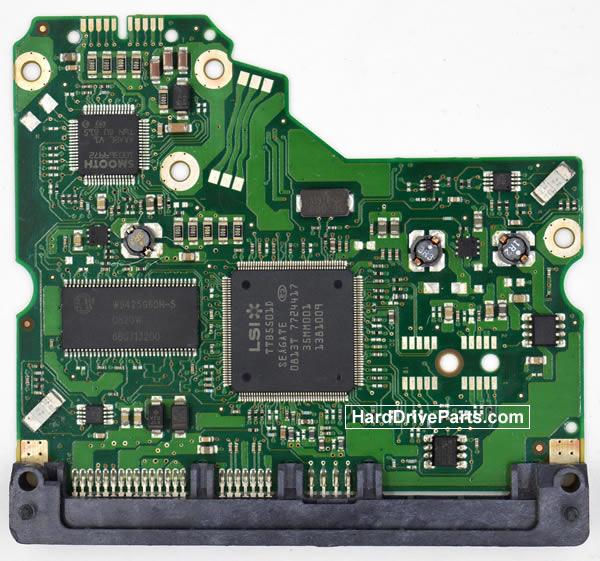 ST3250310NS Seagate PCB Circuit Board 100475720