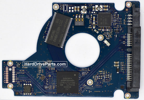 Seagate ST9120310AS Hard Drive PCB 100513491