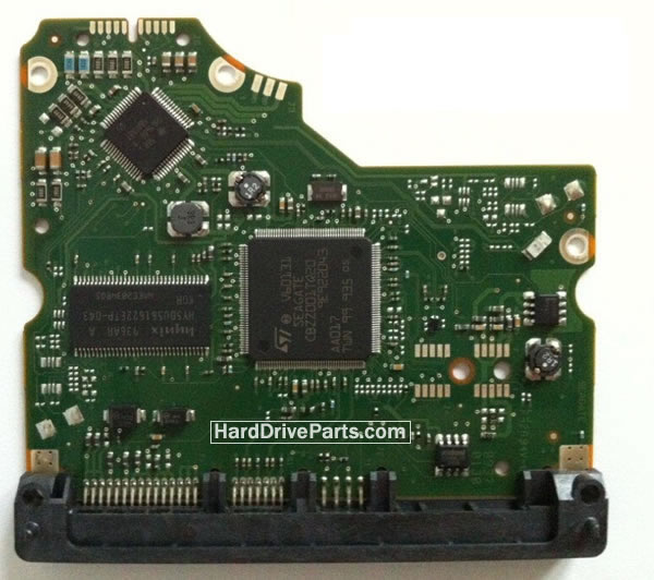Seagate PCB Board 100535537 REV A