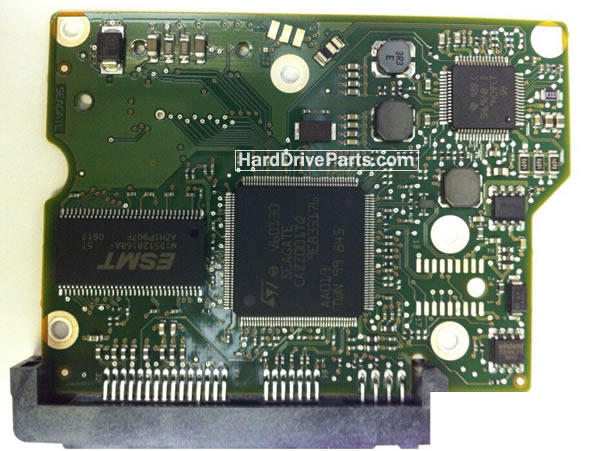 STM3500418AS Seagate PCB Circuit Board 100535704
