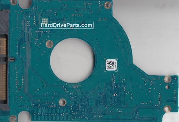 Seagate ST9250315AS Hard Drive PCB 100558355