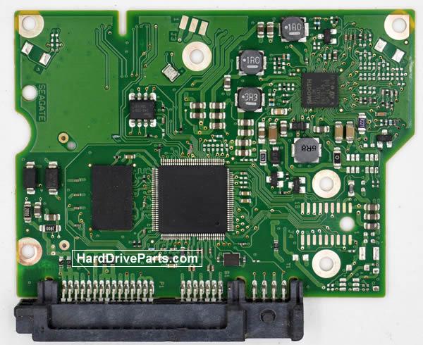 Seagate ST500DM002 Hard Drive PCB 100653600