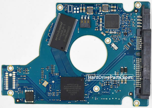 Seagate ST9500325AS Hard Drive PCB 100664637