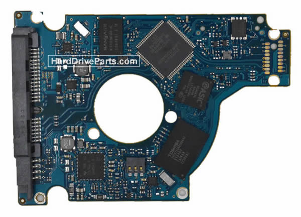 Seagate ST1000LM014 Hard Drive PCB 100705349