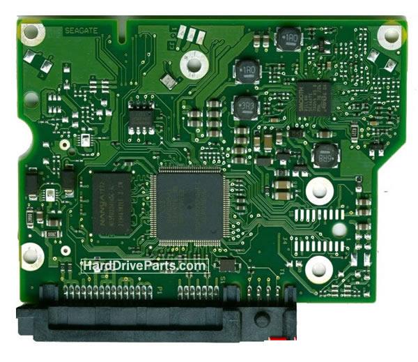 Seagate PCB Board 100717520 REV B