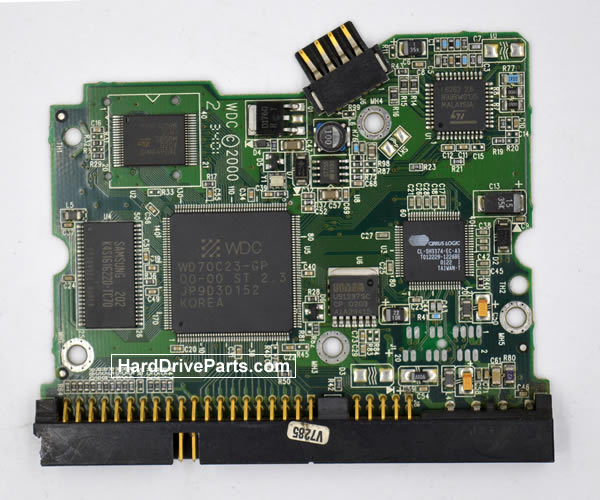 WesternDigital製HDDの回路基板2060-001062-004