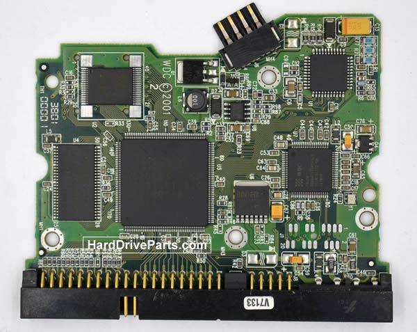 Western Digital WD800AB HDD PCB 2060-001092-006