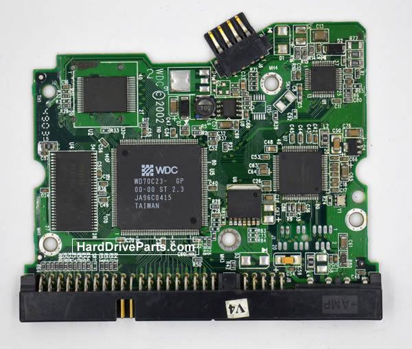 WesternDigital製HDDの回路基板2060-001175-000