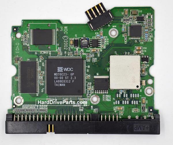 WesternDigital製HDDの回路基板2060-001177-000
