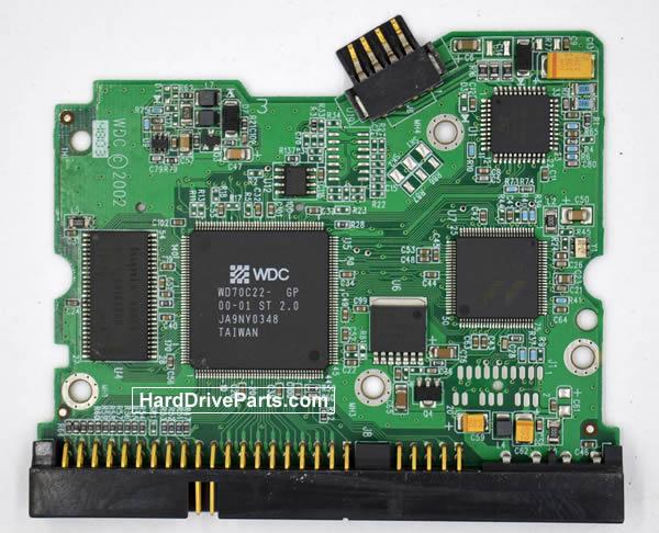 WesternDigital製HDDの回路基板2060-001189-003