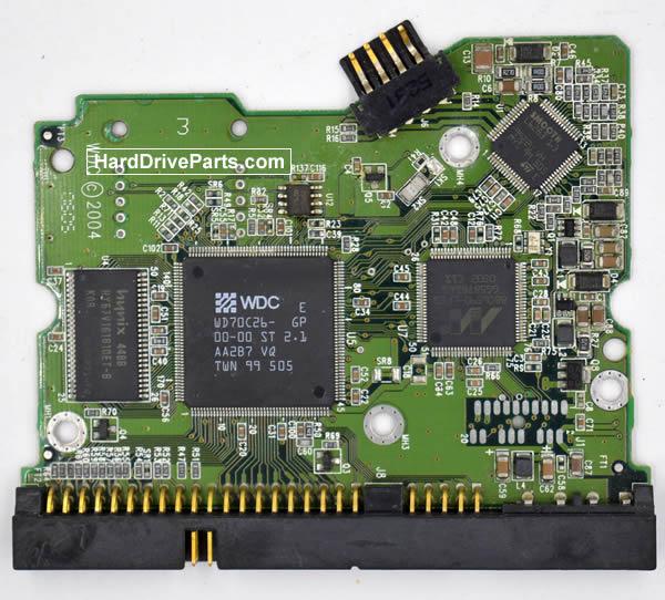 WesternDigital製HDDの回路基板2060-001266-001