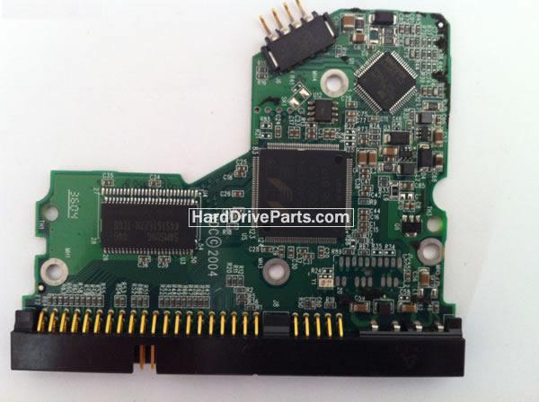 WesternDigital製HDDの回路基板2060-001292-000