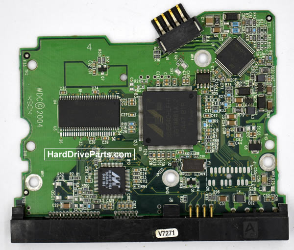 WesternDigital製HDDの回路基板2060-001293-001