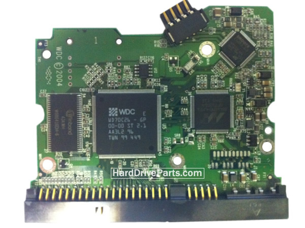 Western Digital PCB Board 2060-701265-001 REV A