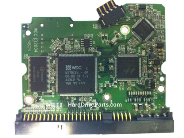 Western Digital PCB Board 2060-701265-001 REV A