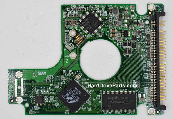 WesternDigital製HDDの回路基板2060-701281-001