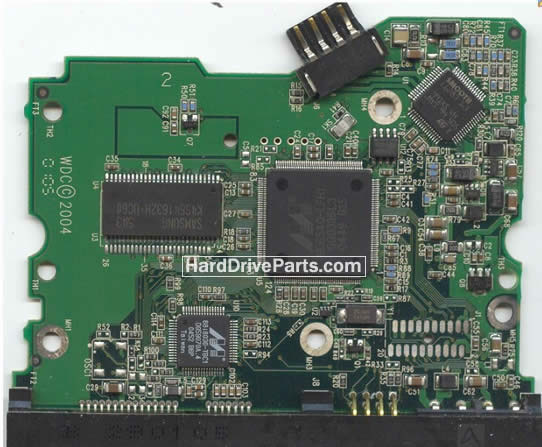 WD2000JD WD PCB Circuit Board 2060-701336-003