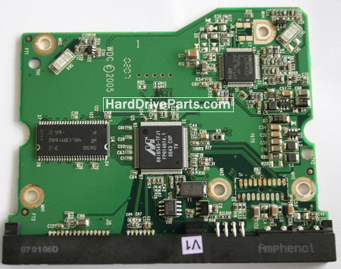 WD5000KS WD PCB Circuit Board 2060-701383-001