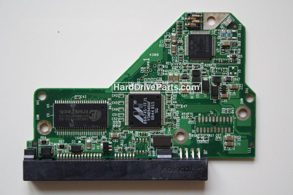 WD4000AAKS WD PCB Circuit Board 2060-701444-004