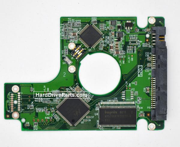 WesternDigital製HDDの回路基板2060-701450-011