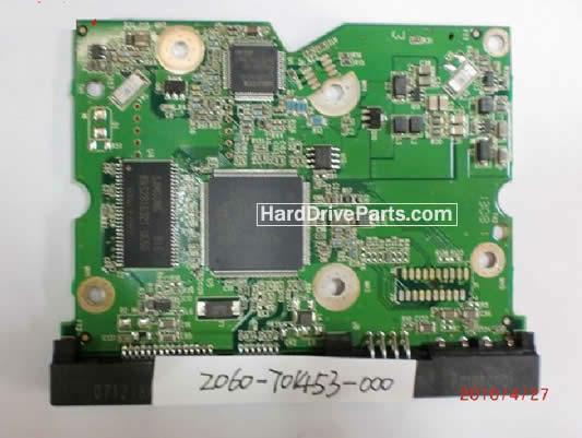 WesternDigital製HDDの回路基板2060-701453-000