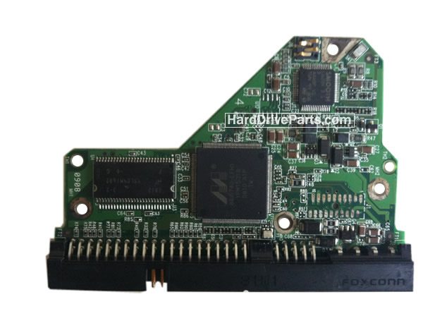 WesternDigital製HDDの回路基板2060-701494-001