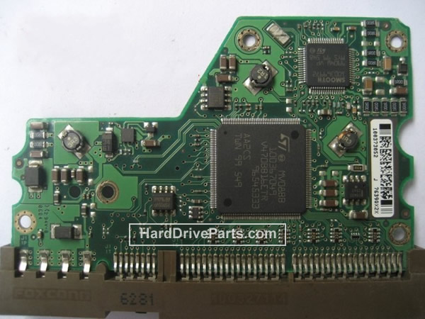 Western Digital PCB Board 2060-701520-000