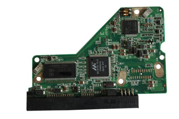 WesternDigital製HDDの回路基板2060-701537-003