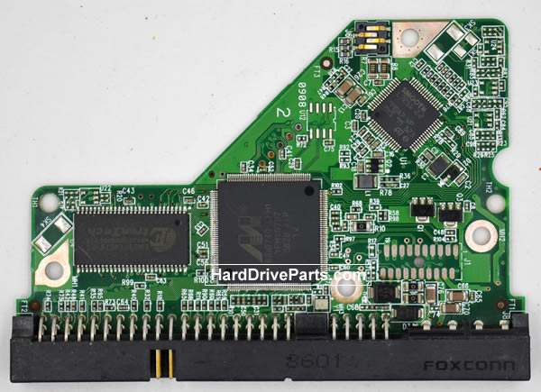 Western Digital HDD PCB 2060-701563-000
