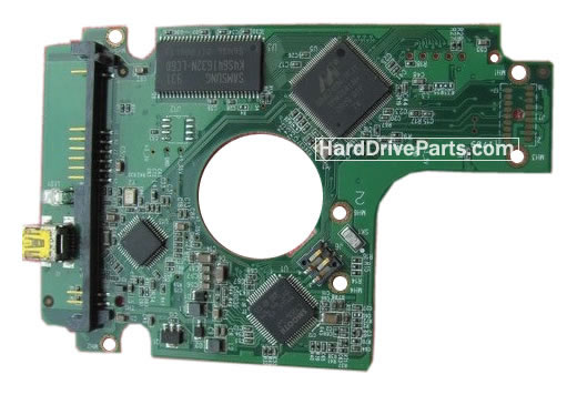 Western Digital PCB Board 2060-701615-003 REV A