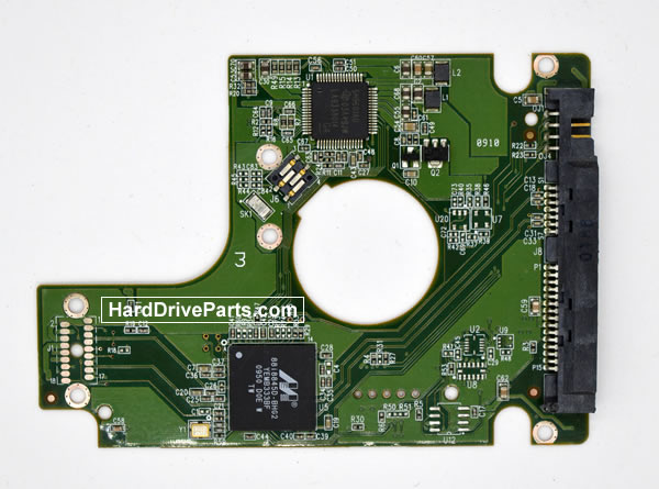 WesternDigital製HDDの回路基板2060-771574-001
