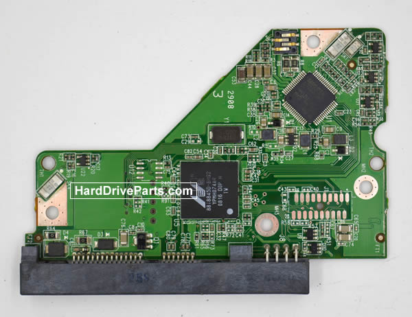 WesternDigital製HDDの回路基板2060-771577-000