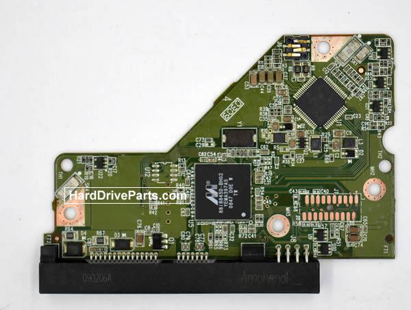 WesternDigital製HDDの回路基板2060-771577-001