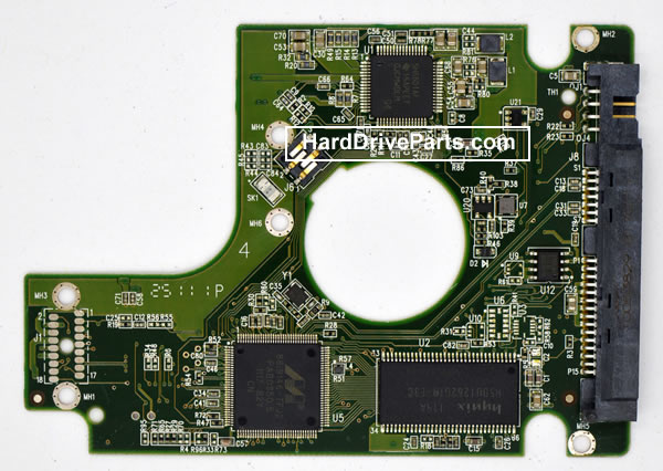 Western Digital PCB Board 2060-771692-004
