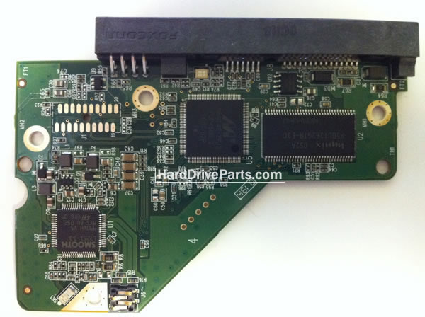 WD20EARS WD PCB Circuit Board 2060-771698-004