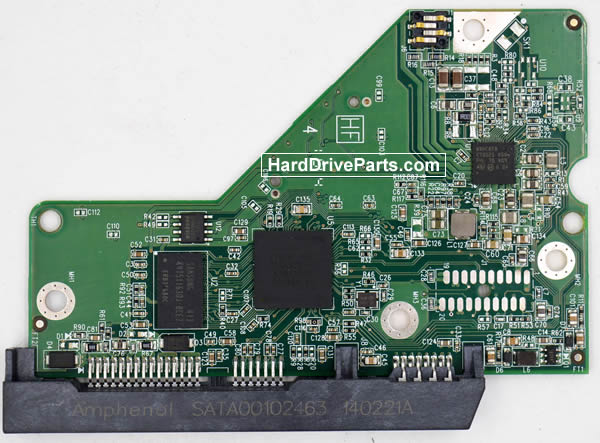 Western Digital WD15EARS HDD PCB 2060-771829-005