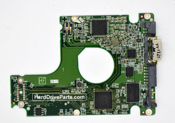 Western Digital HDD PCB 2060-771949-000