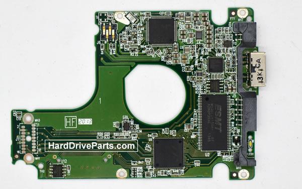 WesternDigital製HDDの回路基板2060-771962-000