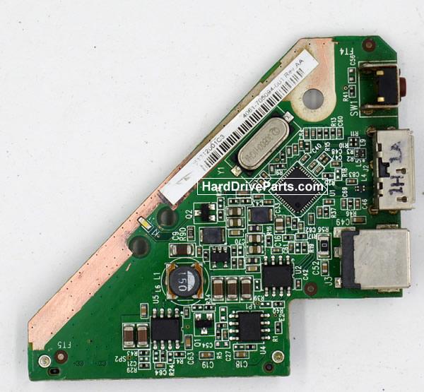 WesternDigital製HDDの回路基板4060-705094-001