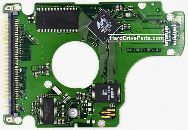 Samsung MP0804H Hard Drive PCB BF41-00101A