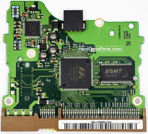 BF41-00109A Samsung PCB Circuit Board HDD Logic Controller Board