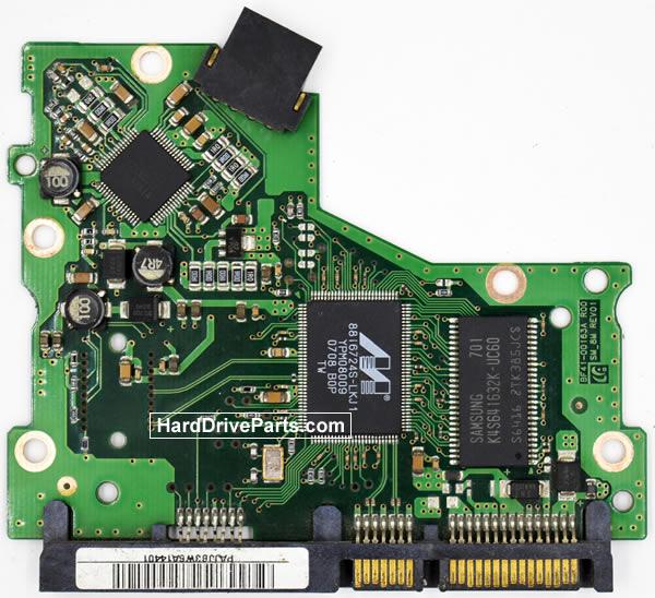 BF41-00163A Samsung PCB Circuit Board HDD Logic Controller Board
