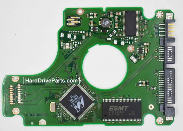 BF41-00186A Samsung PCB Circuit Board HDD Logic Controller Board